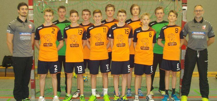 MJB 1 – 1. Qualifikationsrunde zur Landesliga