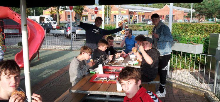 MJC I – Lernen in der Landesliga