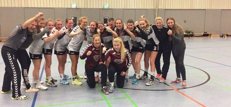 WJA I – Vorzeitig für Oberliga qualifiziert