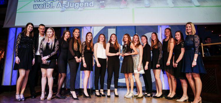 Weibliche A-Jugend gewinnt Nachwuchs-LEO