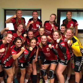 1. Damen – 2. Sieg im 2. Spiel für die HSG OS LADIES