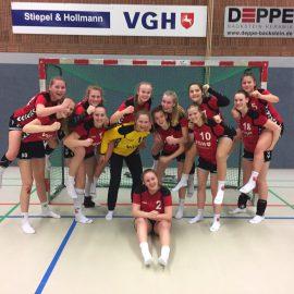 Weibliche B1 – erfolgreicher Start in die Oberligasaison