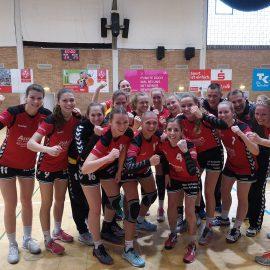 1. Damen – Mit geschlossener Mannschaftsleistung zum Sieg