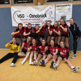 WJB I – Letztes Heimspiel der Saison gewonnen
