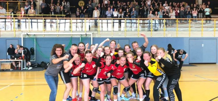 1. Damen – Oberliga Aufstieg zum Greifen nah
