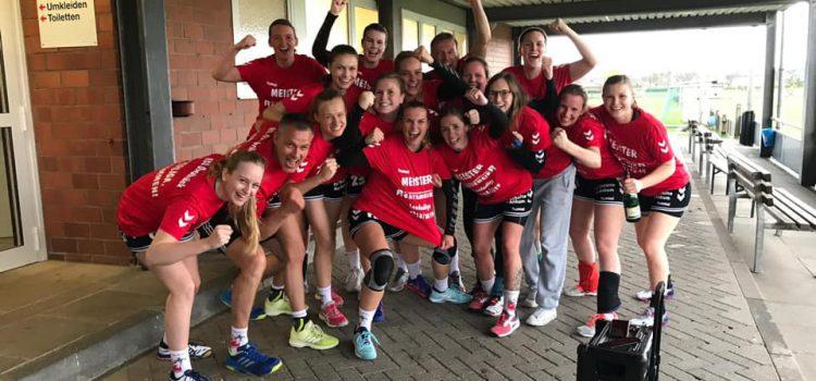 1. Damen – Oberliga, wir kommen!