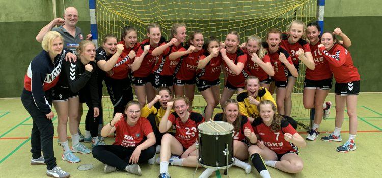 WJA - erfolgreiche Bundesliga Quali in Hannover-Edemissen
