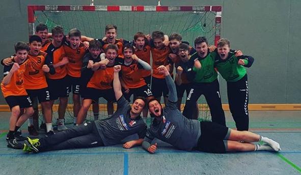 mB1 gelingt Durchmarsch in Landesliga