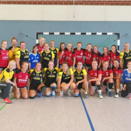 WJA1 – Trainingslager Wilsum