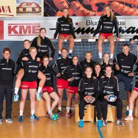 1. Damen – Knappe Heim Niederlage gegen Hildesheim
