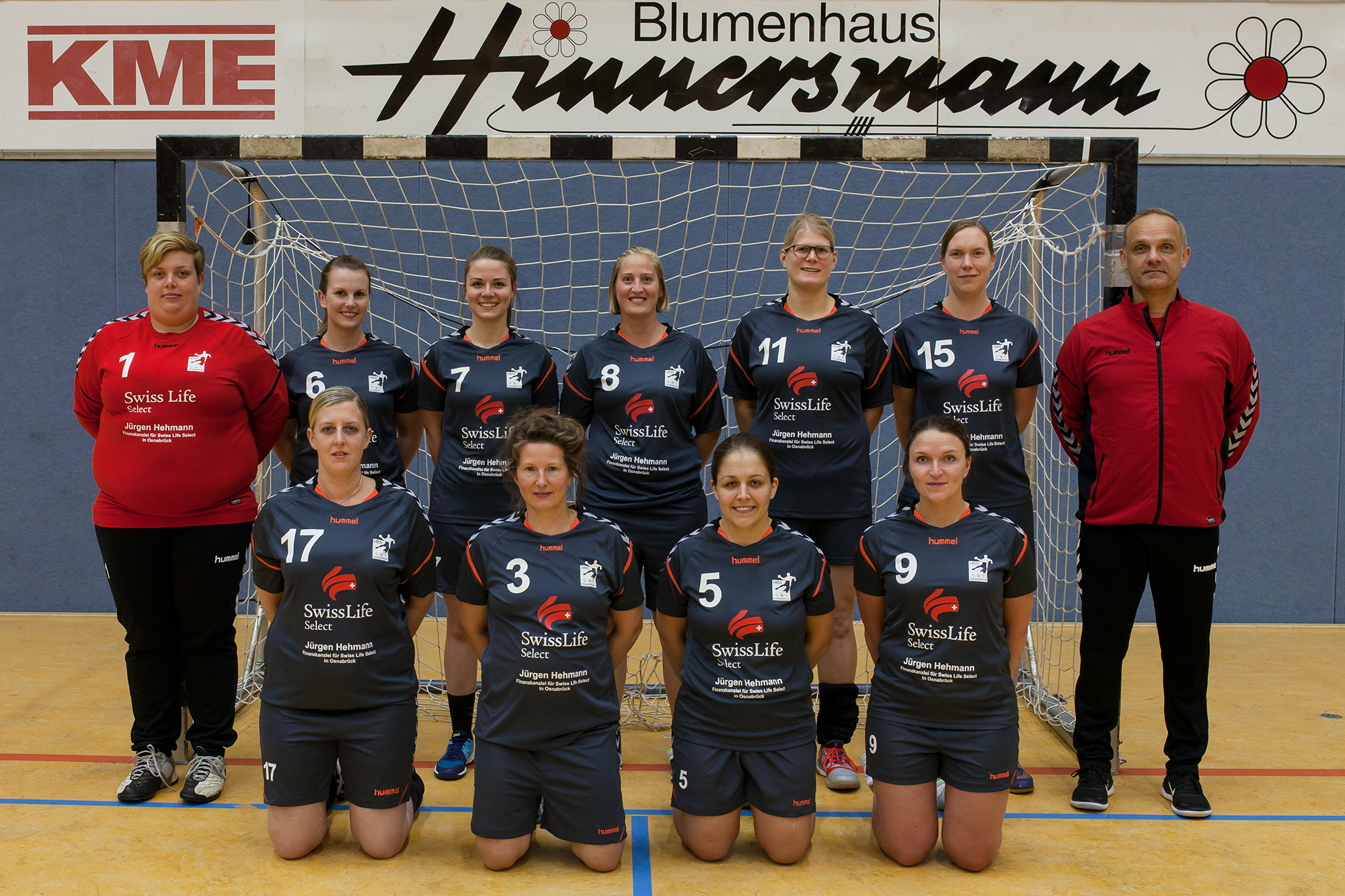 HSG Osnabrück 4. Damen 2019/2020
