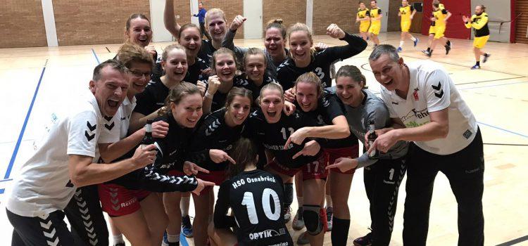 1. Damen – Knapper Heimsieg gegen die HSG Göttingen