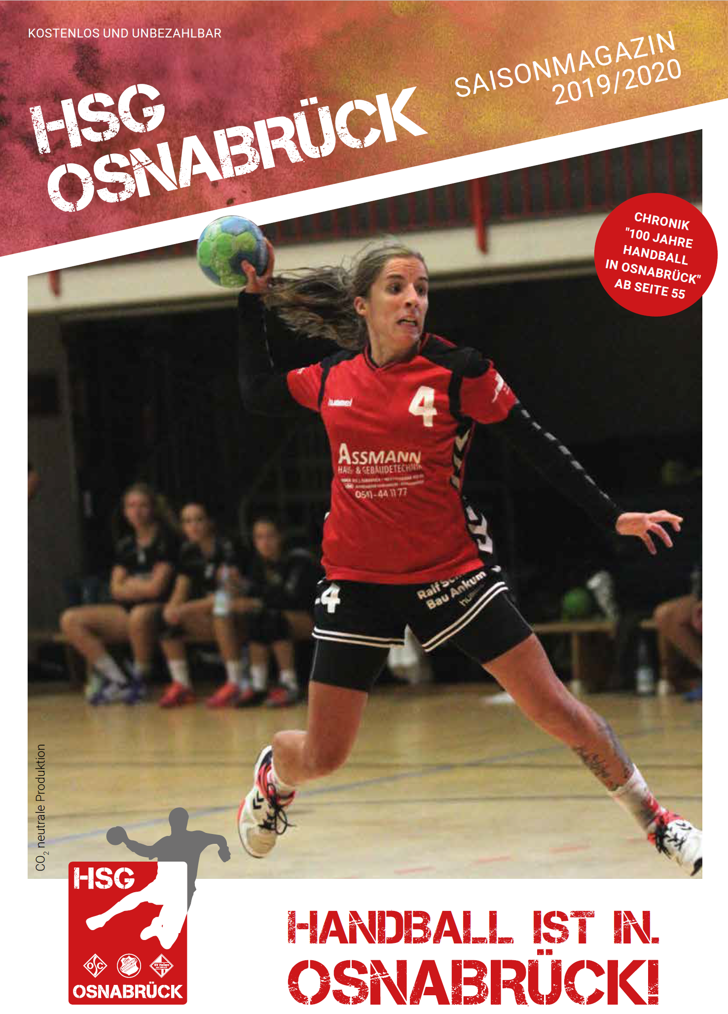 Cover Saisonmagazin 16-17