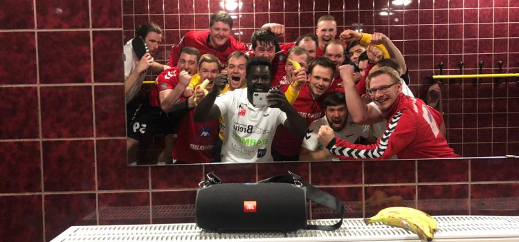 1.Herren – Erster Auswärtssieg der Saison!