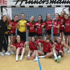 WJA1 – Spiel gegen Bremen