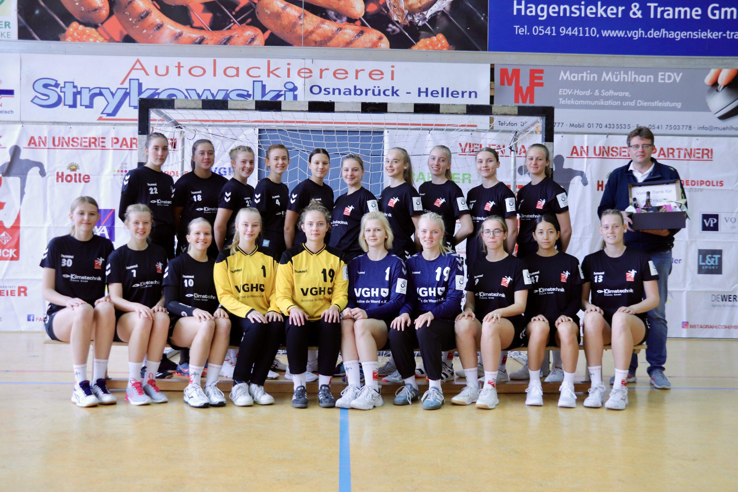 WJA1 – Bundesliga, die ersten Schritte in der Eliteliga