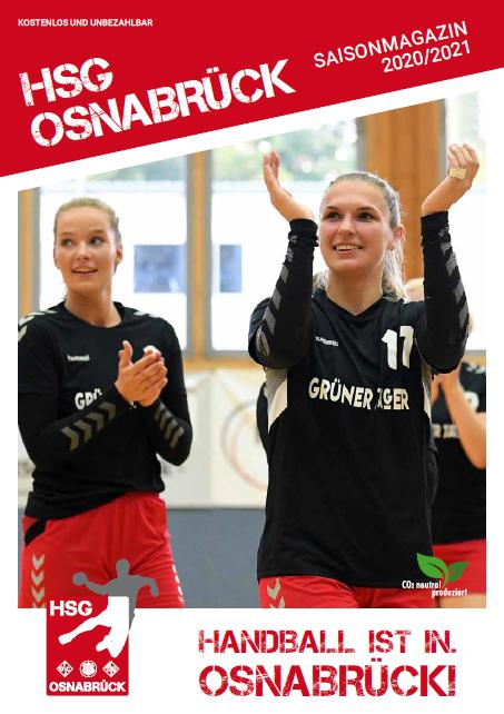 Cover Saisonmagazin 20-21