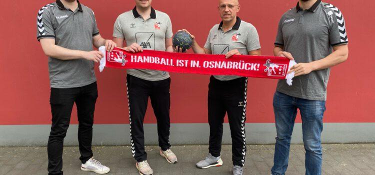 Atila Petö wird Trainer der HSG-Männer